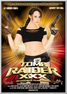 Лара Крофт (С русским переводом) / Tomb Raider XXX: An Exquisite Films Parody (2012)