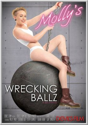 Команда Разрушителей, XXX Пародия / Molly's Wrecking Ballz: A XXX Parody ( ...