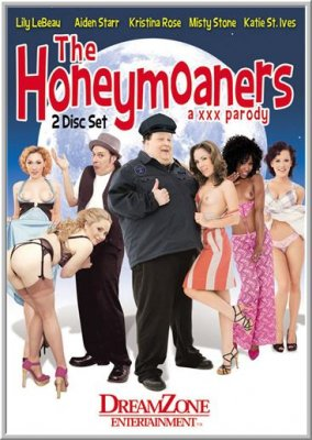 Медовый месячник, XXX Пародия / The Honeymoaners: A XXX Parody (2011)