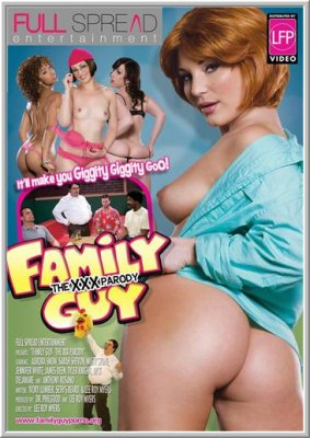 Гриффины, ХХХ Пародия / Family Guy The XXX Parody (2012)