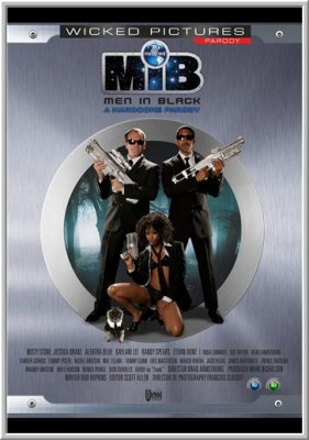 Люди В Черном, XXX Пародия / Men In Black: A Hardcore Parody (2012)