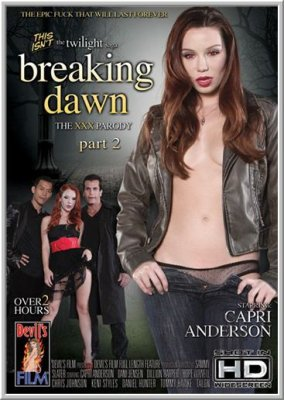Сумерки. Сага. Рассвет: Часть 2, XXX Пародия / This Isn't The Twilight Saga: Breaking Dawn: Part 2 - The XXX Parody (2012)