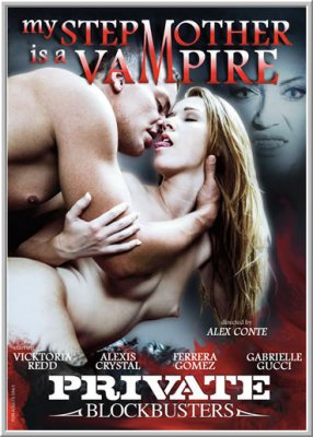 Моя Мачеха Вампирша / Private Blockbusters 12: My Stepmother Is A Vampire (2014)