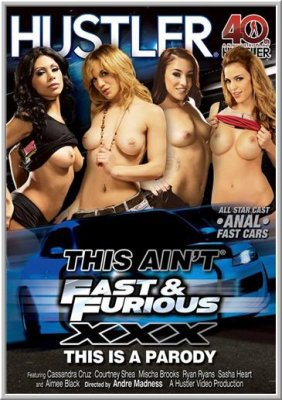Форсаж, XXX Пародия / Это Не Форсаж / This Ain't Fast and Furious XXX: This Is A Parody (2014)