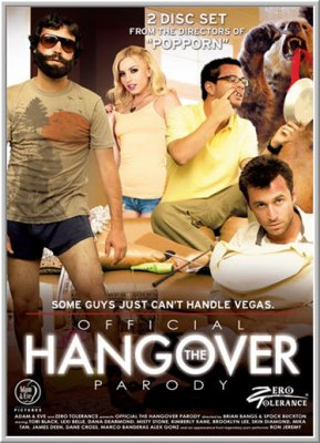 Мальчишник в Вегасе, Пародия / Official Hangover Parody (2012)