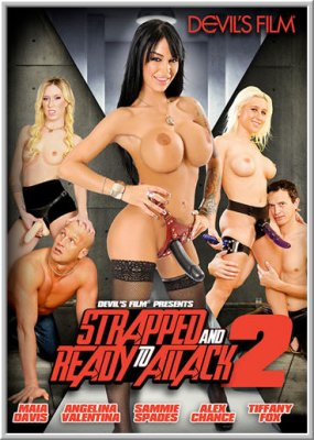 С Страпоном И Готовы Атакавать 2 / Strapped And Ready To Attack 2 (2015)