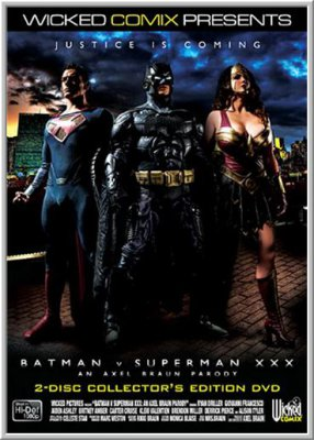 Бэтмен и Супермен XXX: Порно-пародия / Batman V. Superman XXX: An Axel Braun Parody (2015)