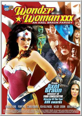 Чудо Женщина XXX / Wonder Woman XXX: An Axel Braun Parody (2015)