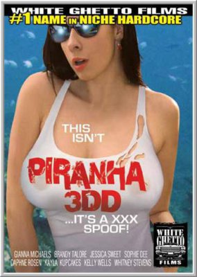 Пираньи 3DD, Порно Пародия / This Isn`t Piranha 3DD ...It`s a XXX Spoof! (2012)