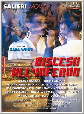 Вхождение в ад / Discesa All'inferno (1991)