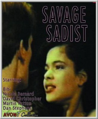Жестокие садисты / Savage Sadists (1980)