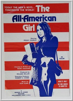 Истенная Американка / The All-American Girl / A.K.A. Danish Flowers (1973)