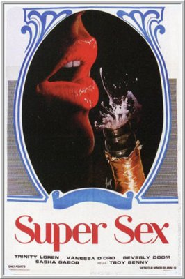 Супер секс / Super Sex / O Herói do Sexo (1986)
