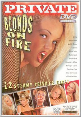 Жгучие блондинки / Best by Private 18: Blondes On Fire (2000)